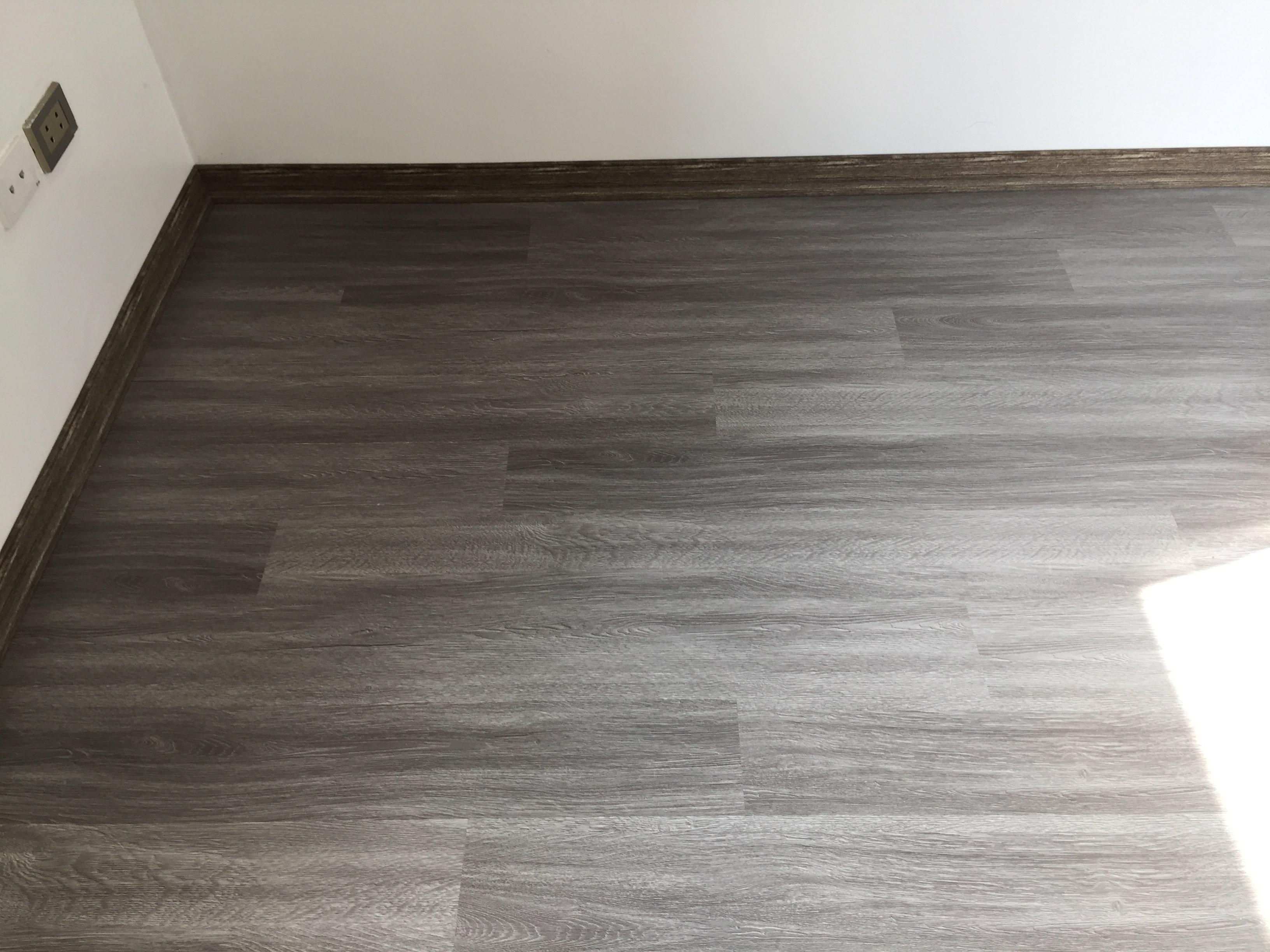 Công trình sàn nhưa căn hộ nhỏ 1