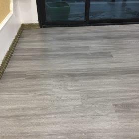 Công trình sàn nhưa căn hộ nhỏ 4