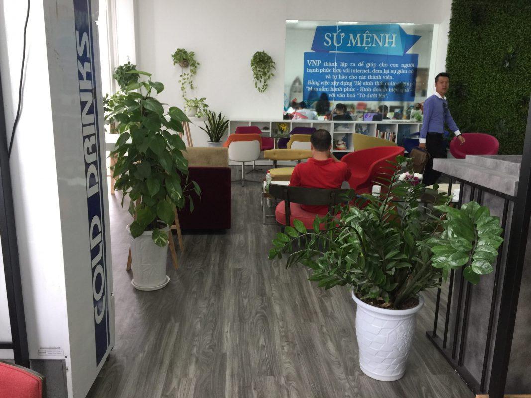 Công trình sàn nhưa văn phòng 3