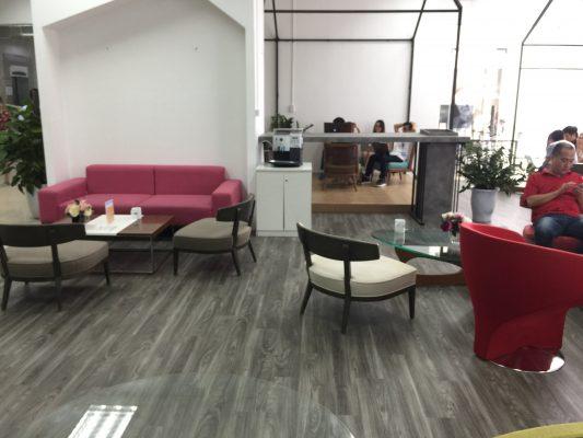 Công trình sàn nhưa văn phòng 6