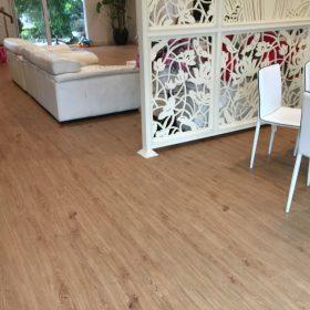 Công trình sàn nhưa biệt thự CIPUTRA 9