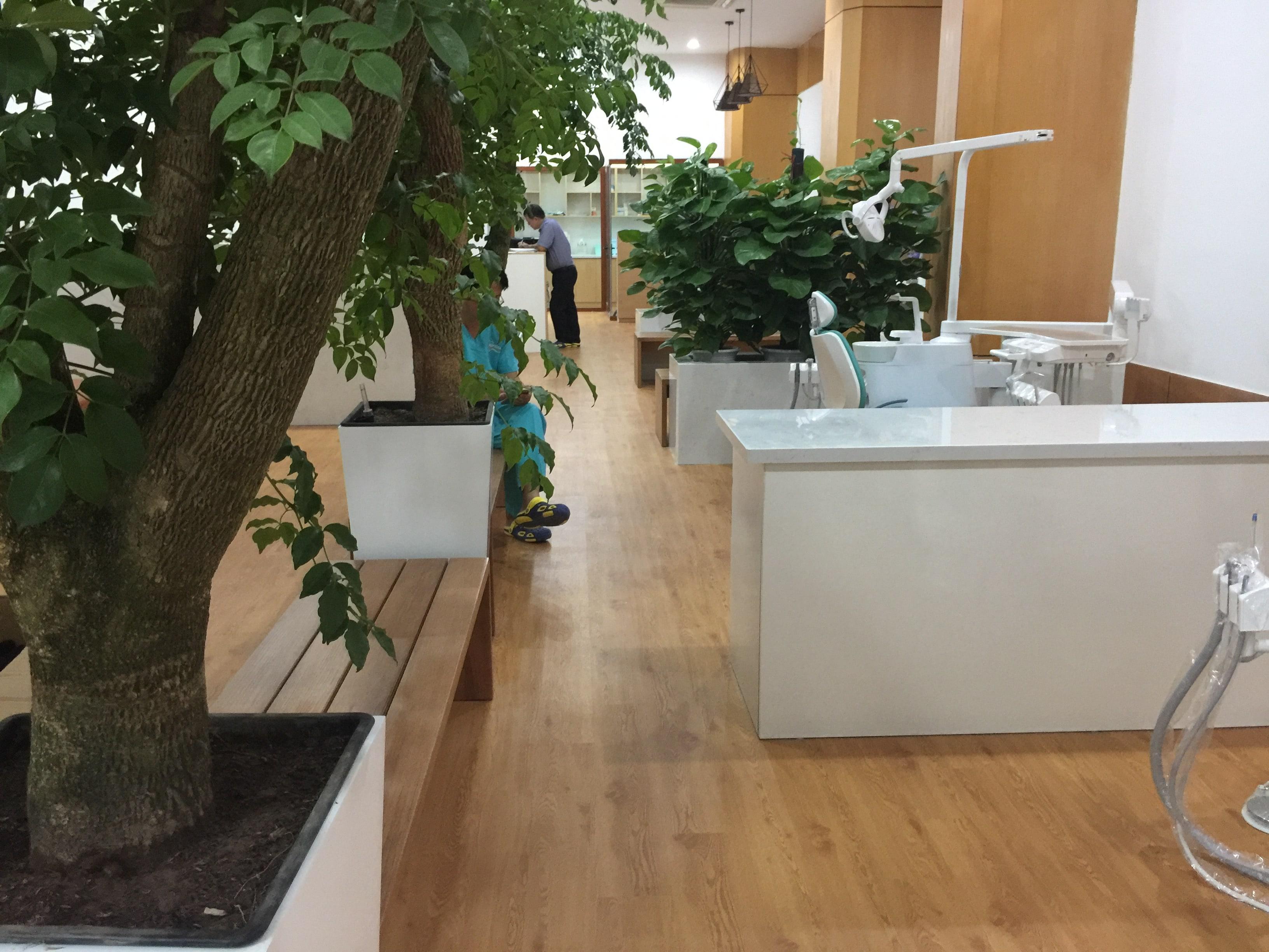 Công trình sàn nhựa | Phòng khám nha khoa 3