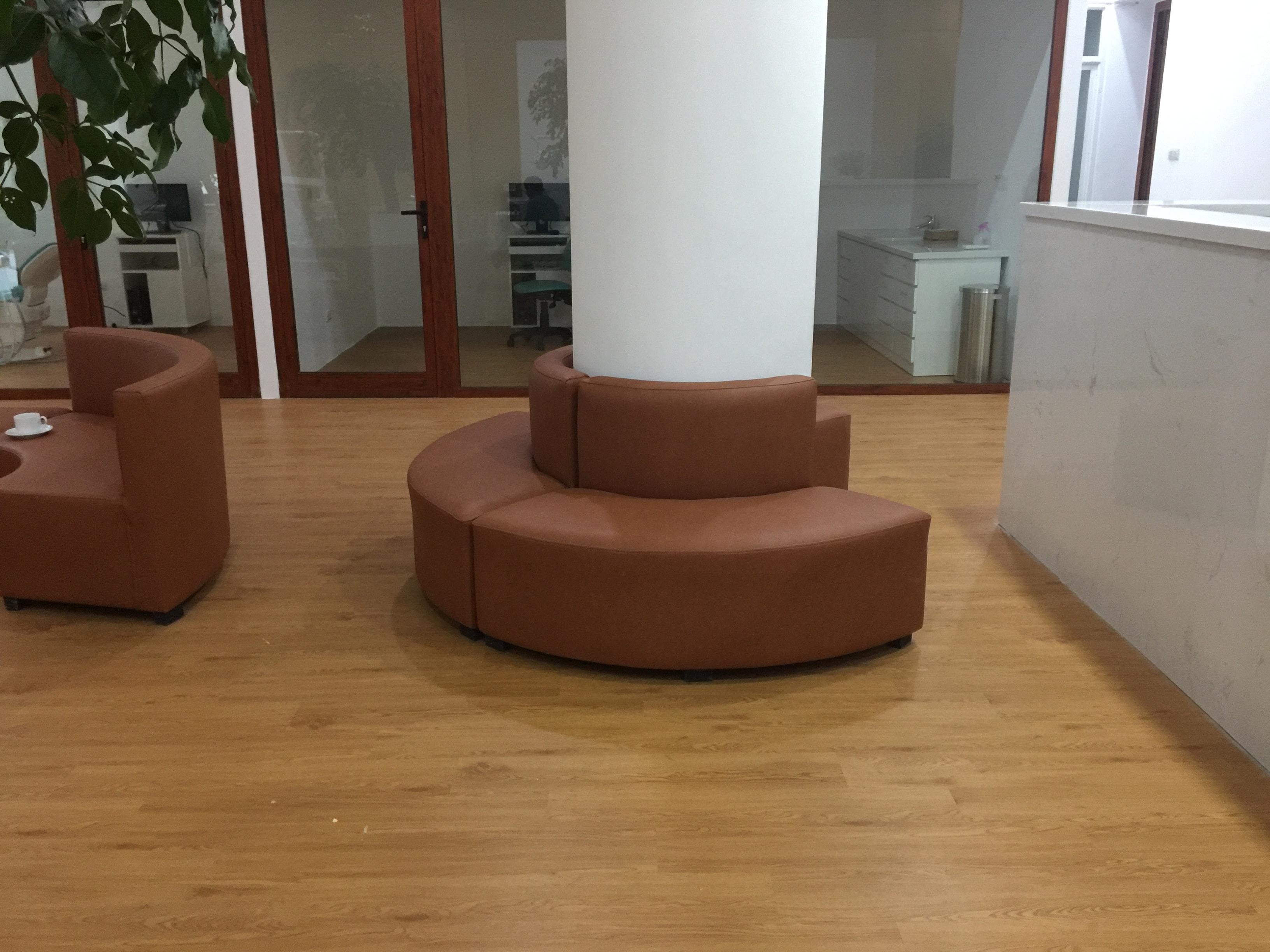Công trình sàn nhựa | Phòng khám nha khoa 4