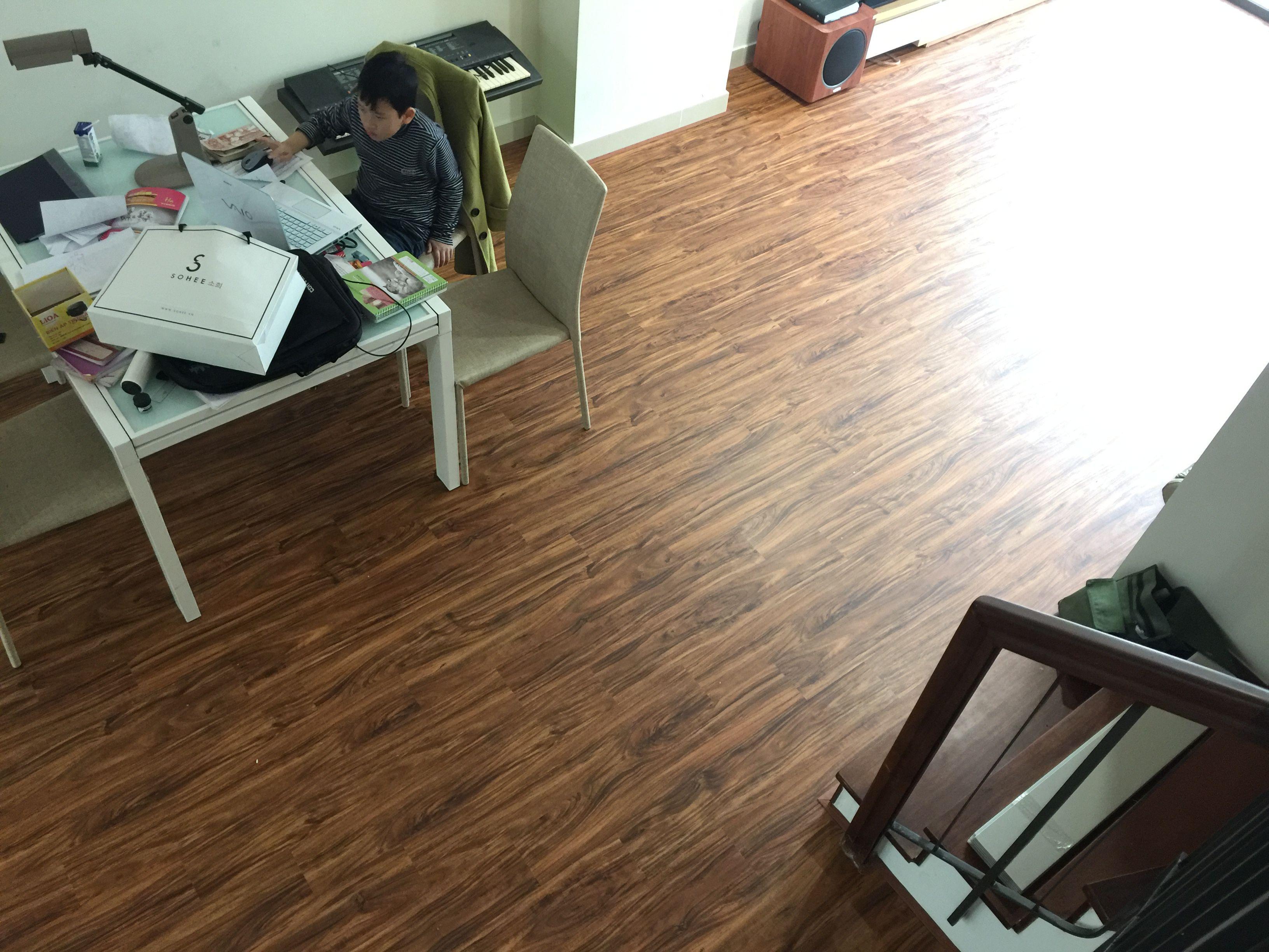 Công trình sàn nhựa 6| Sàn Nhựa Xinh