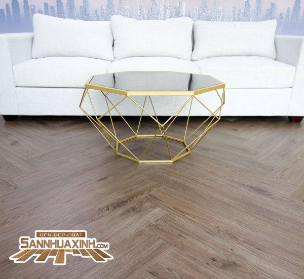 Sàn nhựa vân gỗ SP102 2