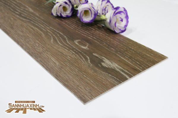 Ưu điểm của sàn nhựa keo dán sẵn so với sàn gỗ