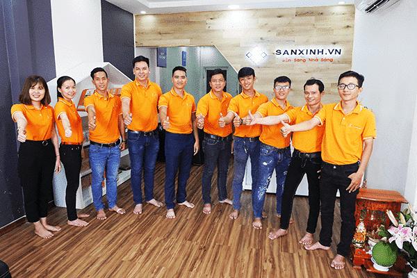 Công ty TNHH TMDV Sàn Xinh