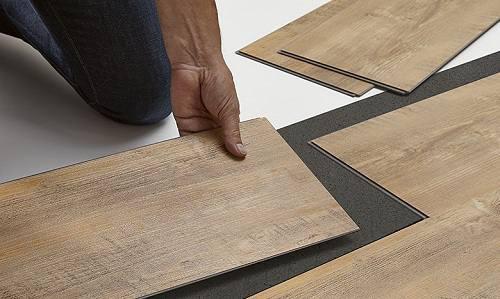 Độ bền của sàn nhựa vân gỗ hèm khóa tối thiểu 20 năm