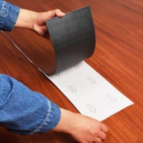 Hướng dẫn tự thi công sàn nhựa tự dính