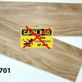 Sàn nhựa giả gỗ chống trơn