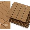 Vỉ gỗ nhựa ngoài trời awood DT01 Wood