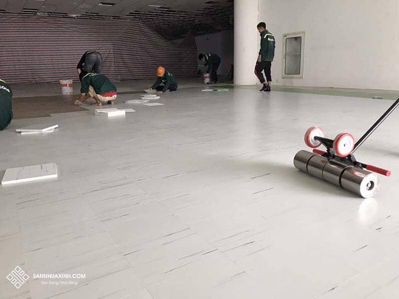 Tiêu chuẩn sàn vinyl chống tĩnh điện